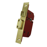 5 lever mortice-sashlock for wooden doors