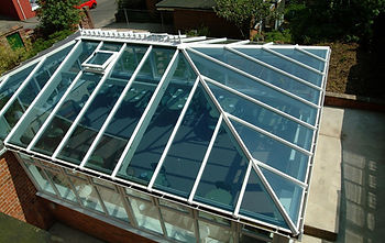 Conservatory roof repairs and replacement in Stoke-on-Trent by Window Wizard Repairs