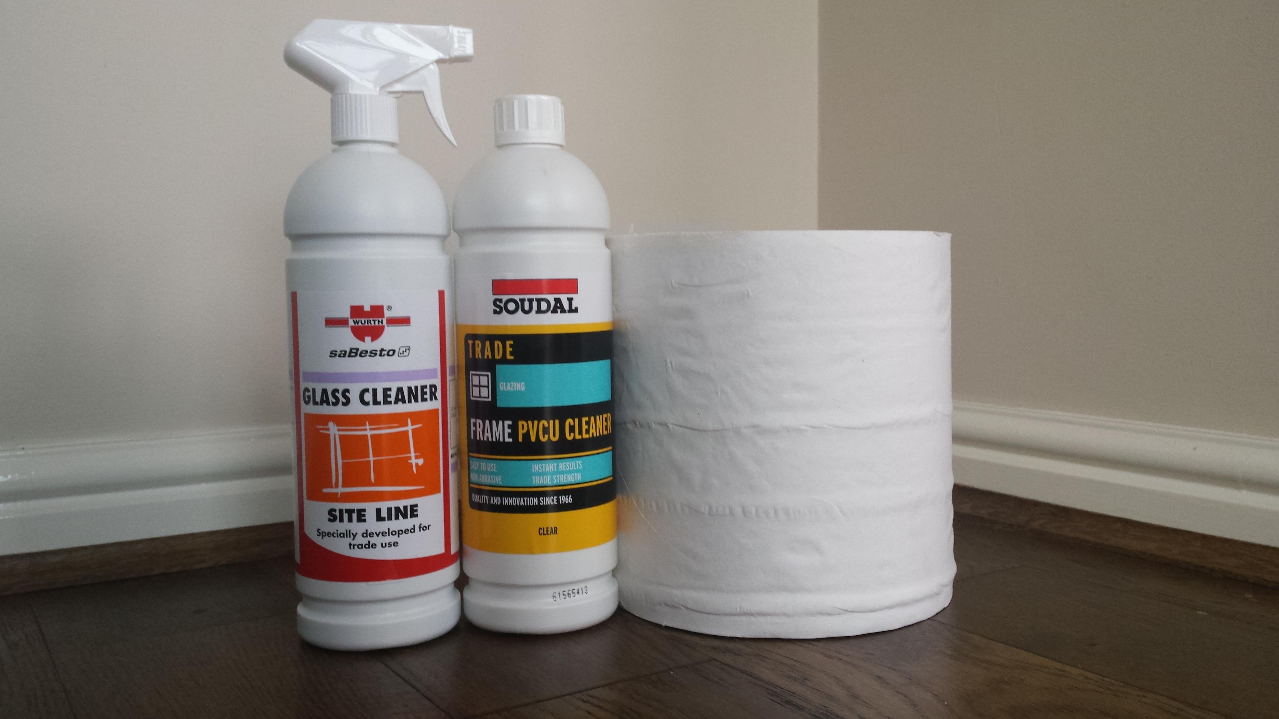 Window & Door Cleaning Products