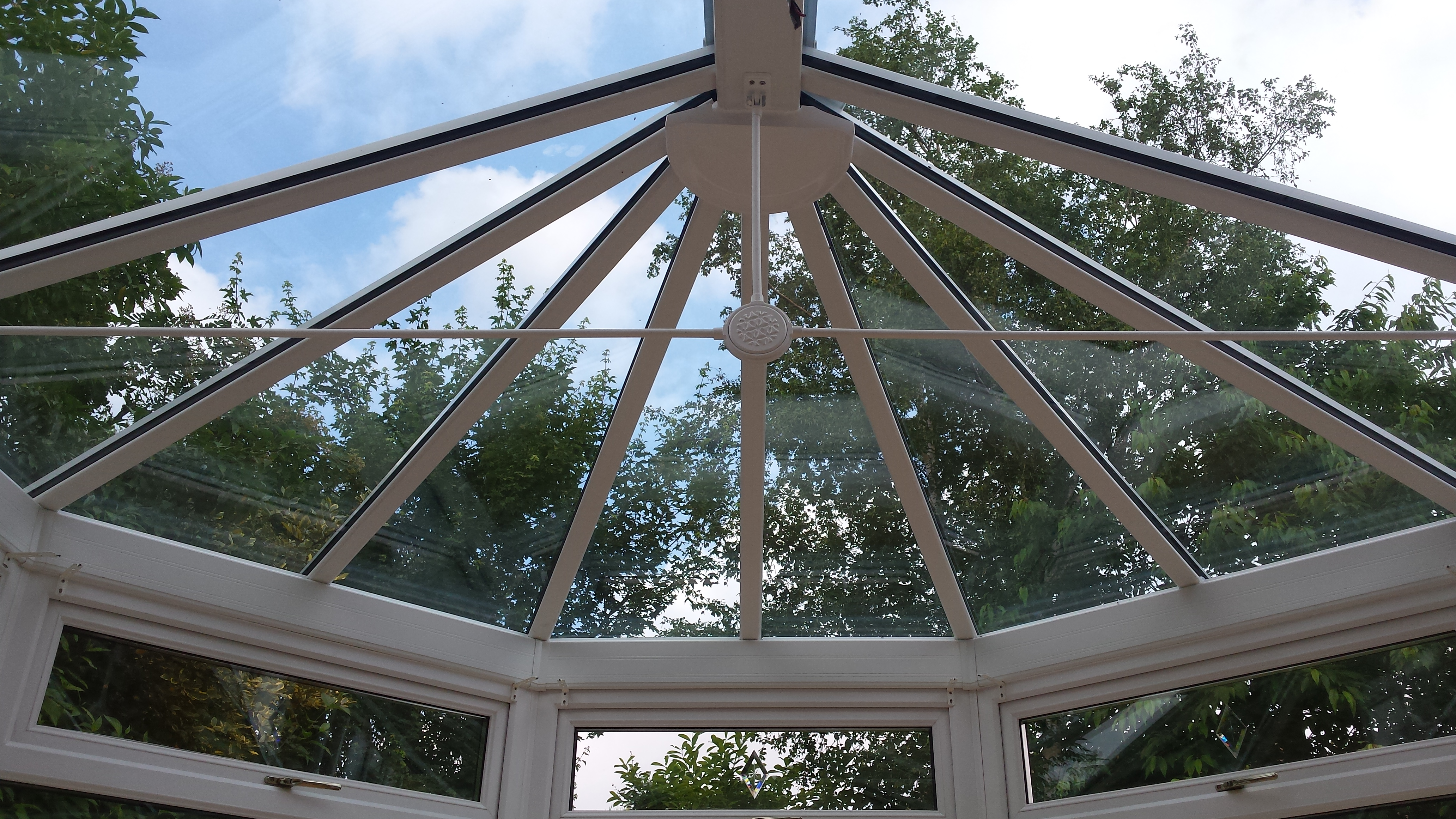 Glass Conservatory Roof Repair Stoke