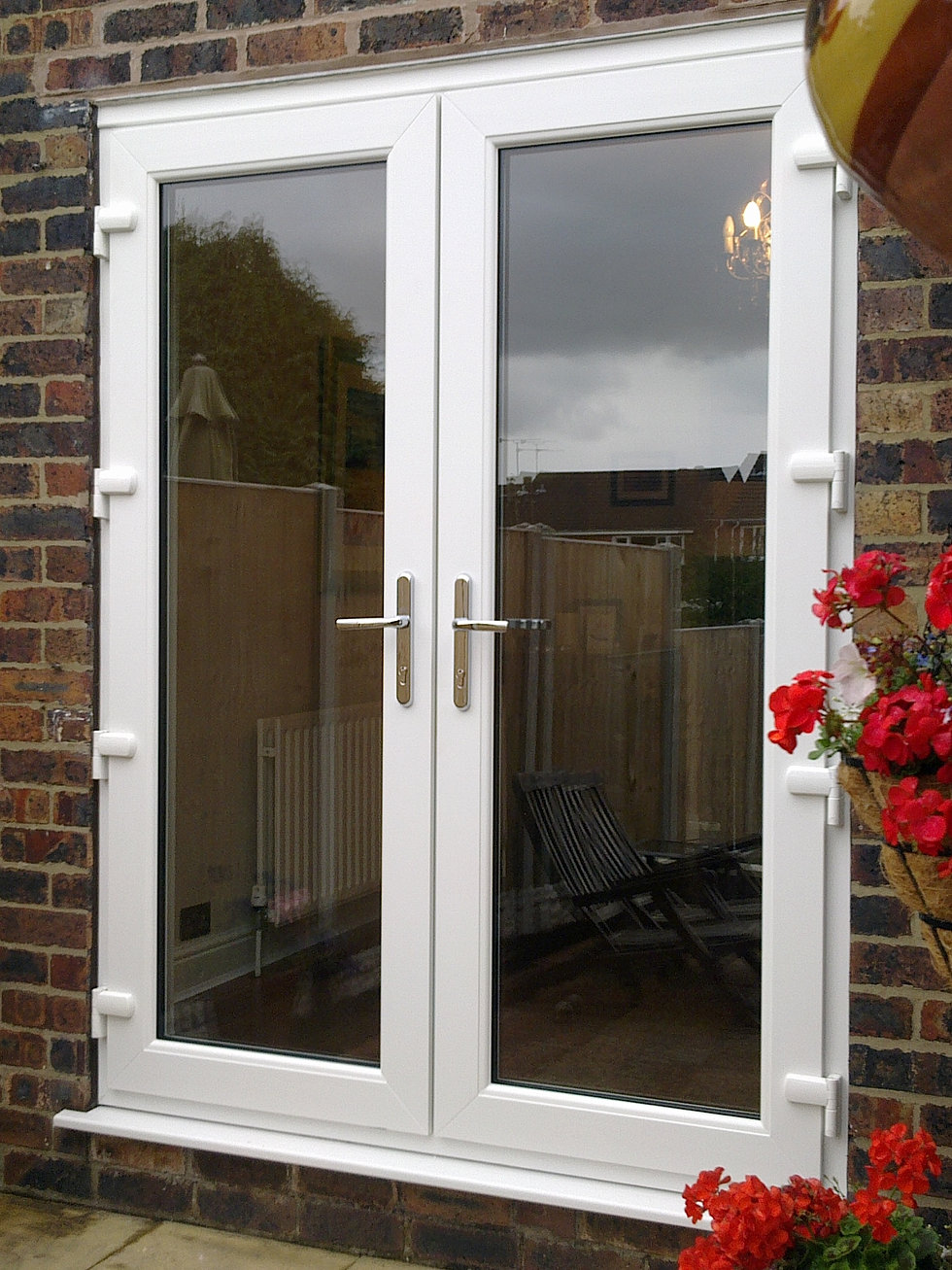 Window door repairs in stoke on trent local locksmith for Upvc french doors with cat flap