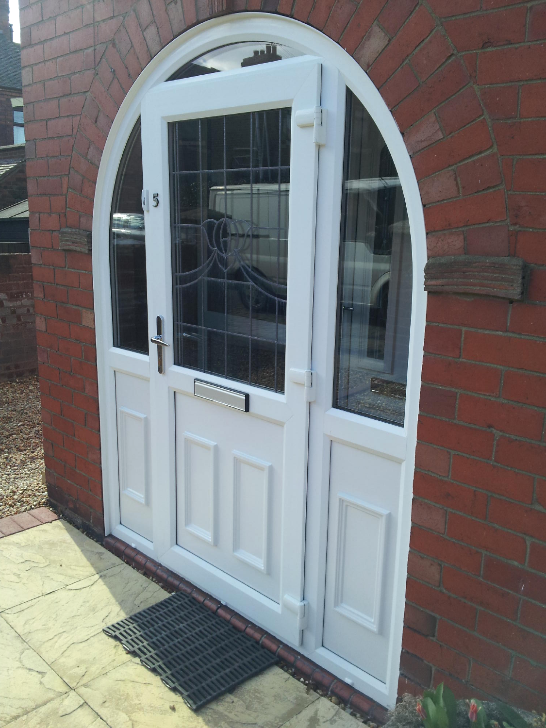 UPVC Porch Replacment Stoke-on-Trent