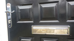 Replacement Door Handles & Letterbox