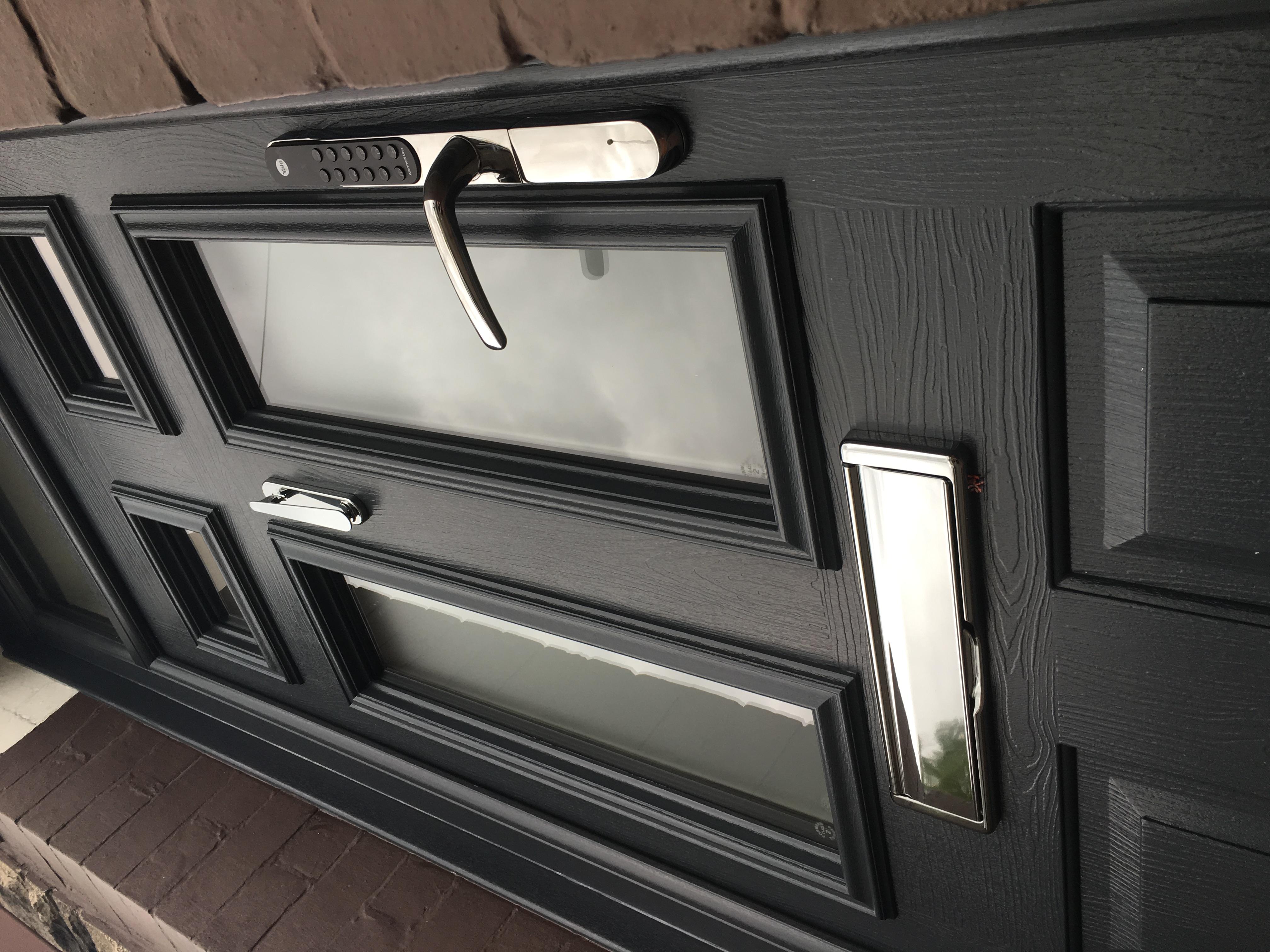QUALITY COMPOSITE DOORS, BEST PRICES