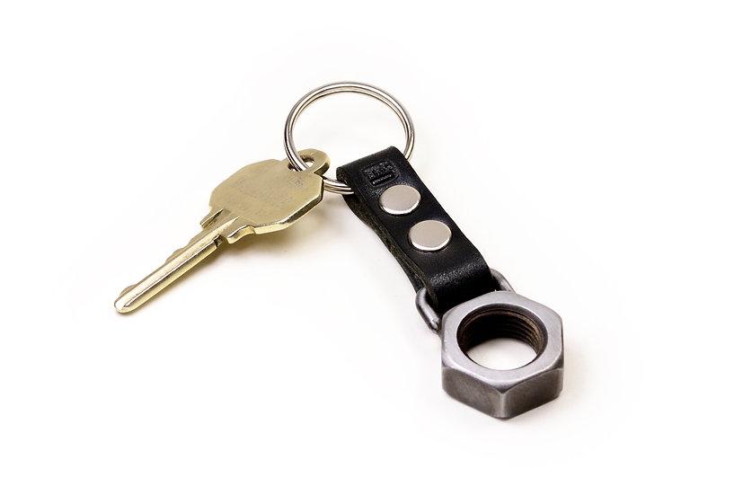 Big Block Key Ring