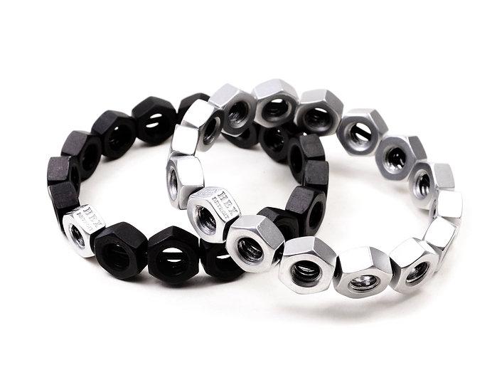 Aluminum Factory Stretch Bracelet