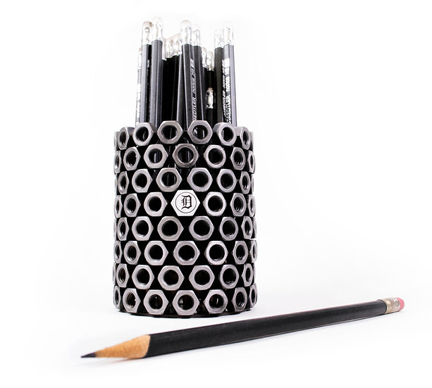 Hex Pencil holder