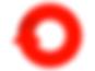 Dynamic Red Circle Power