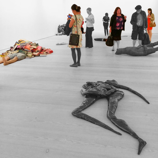 Saatchi Gallery preview - Death Show