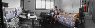 Mum's room with Saatchi canvas