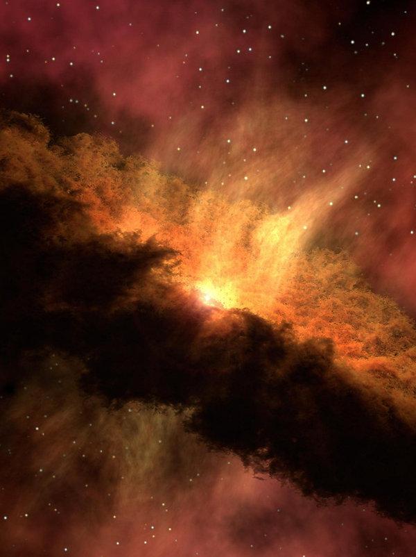Space Supernova