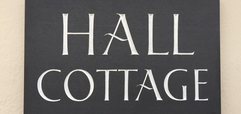 Hall Cottage