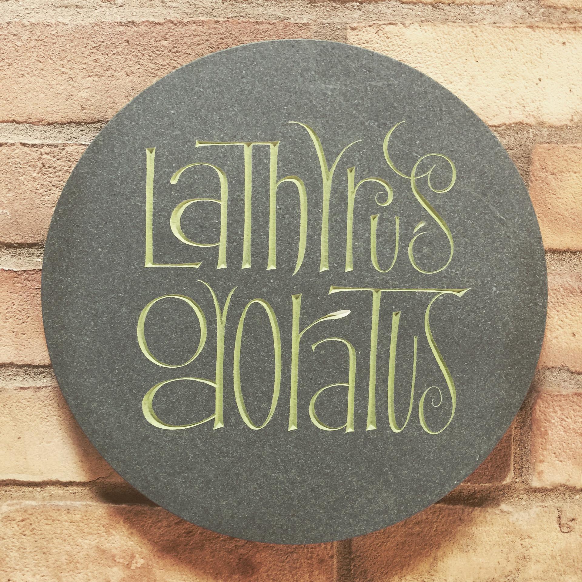 Lathyrus Odoratus (Sweet Pea in Latin)