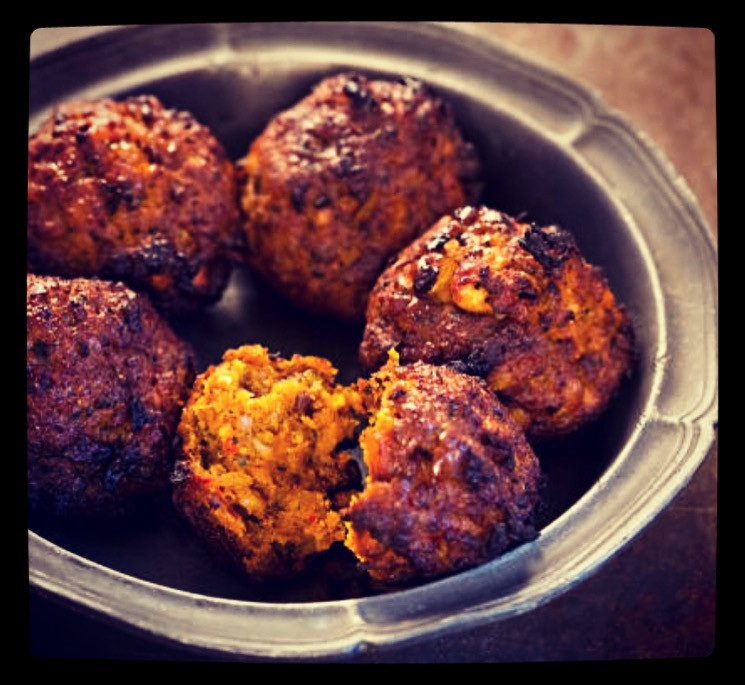 Need these felafel in your life?  Its on our blog right now.  Go get that deliciousness!