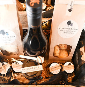 Greenwood Farm Hampers, Boxes and Bags