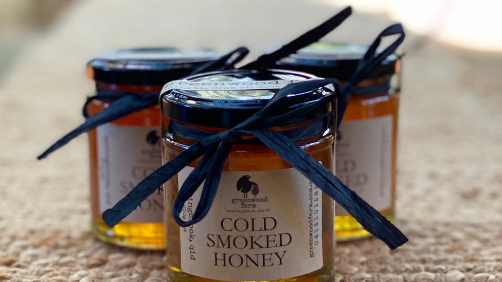 Cold Smoked Honey