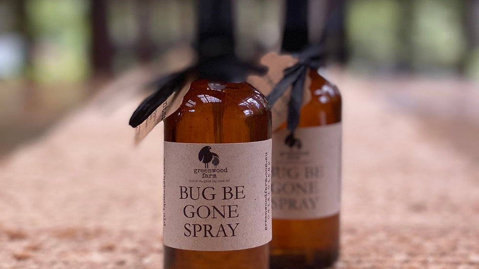 Bug Be Gone Insect Repellent