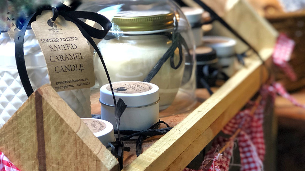 Candles - Varieties - from $10