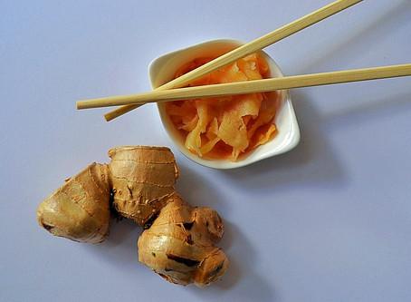 Delicious DIY Pickled Ginger