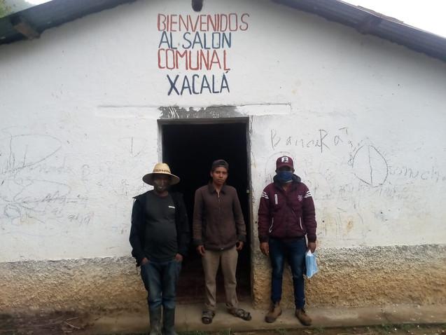 Autoridades comunitarias