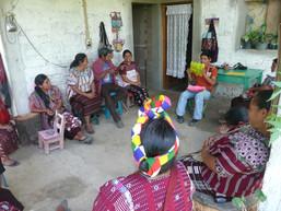 Formación en las comunidades