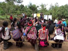 Gira de intercambio a Aguatán