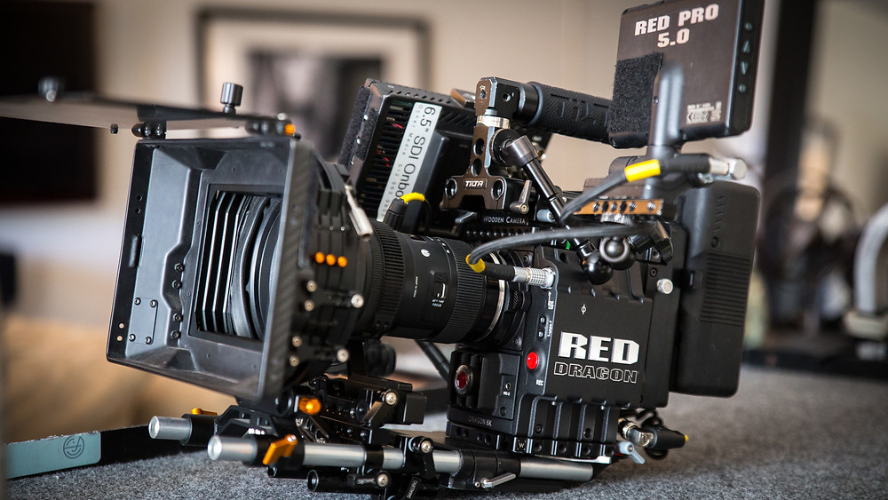 RED Epic Dragon camera