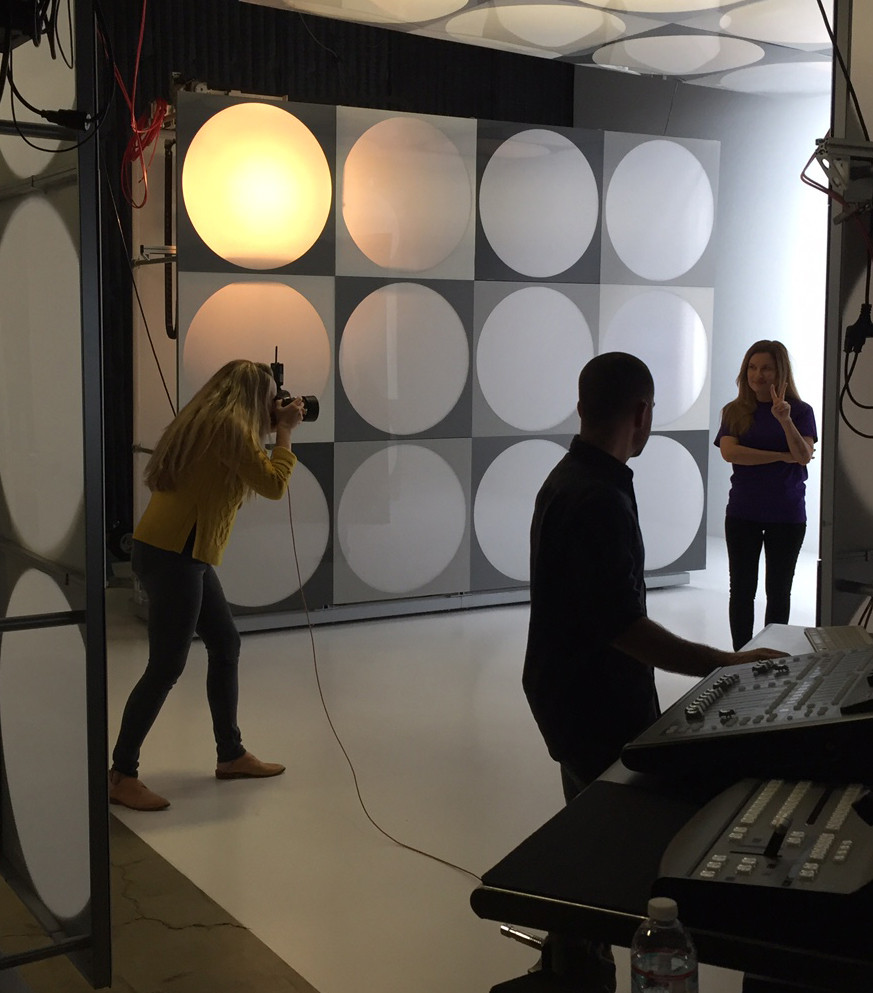 Gong Photo Shoot