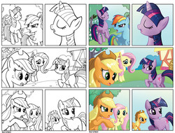 My Little Pony Sample Page 2