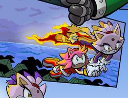 Sonic Universe 57