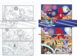 MLP: FiM #33 - Coloring Sample