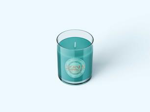 Candle Mock-Up