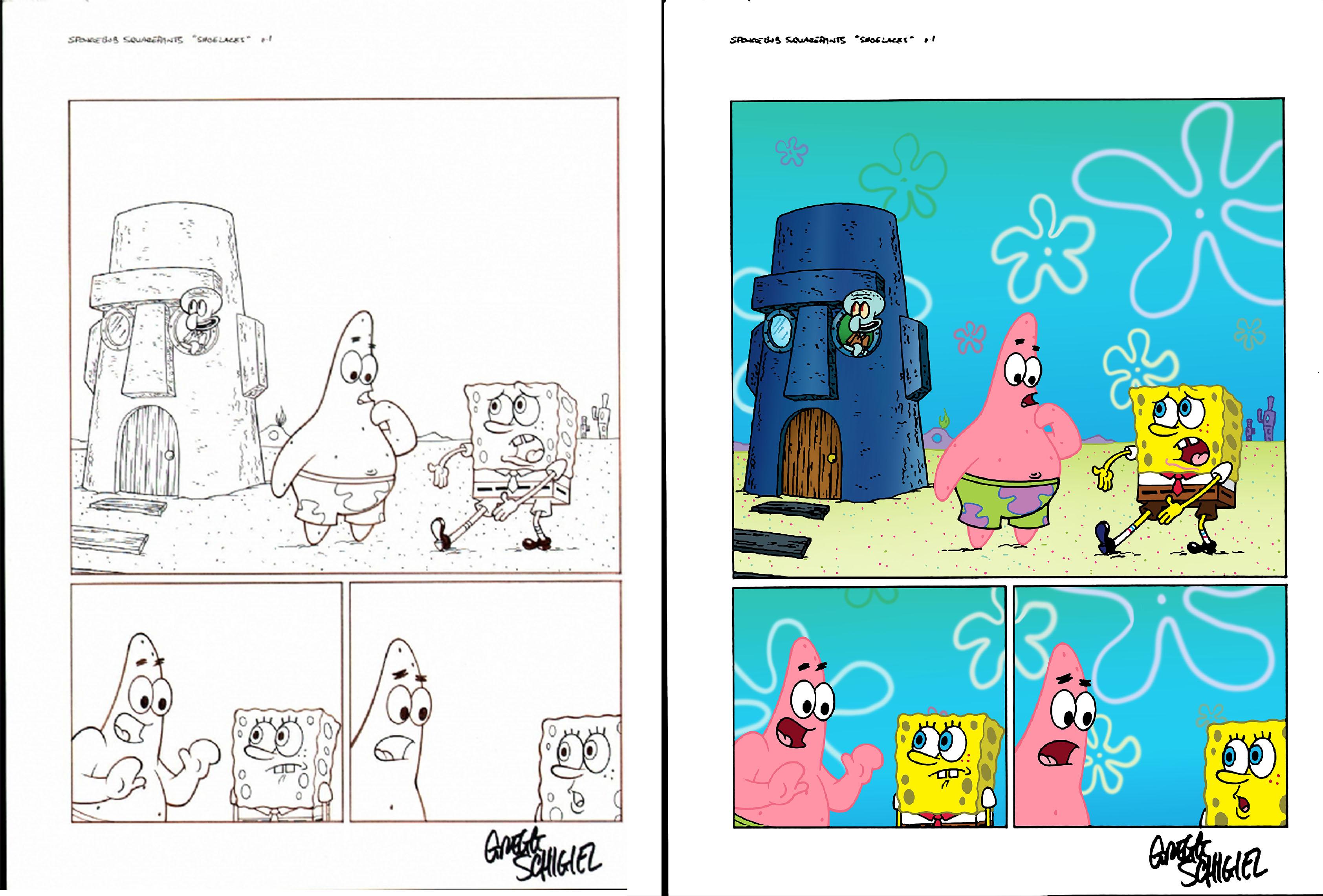 Spongebob PG1