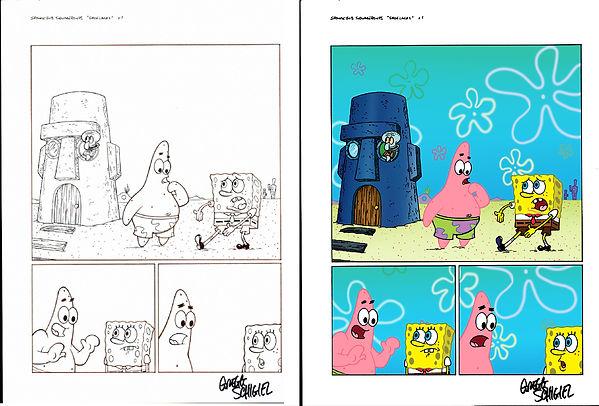 Spongebob Squarepants PG1