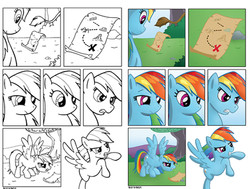 My Little Pony Sample Page 1