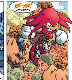 Sonic 39 Mecha Madness