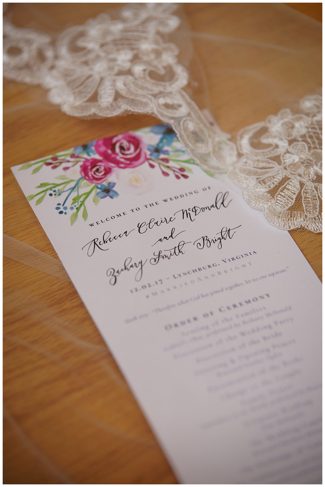 Wedding ⎮ McDonald-Bright