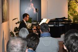 Philippe Boaron, Piano
