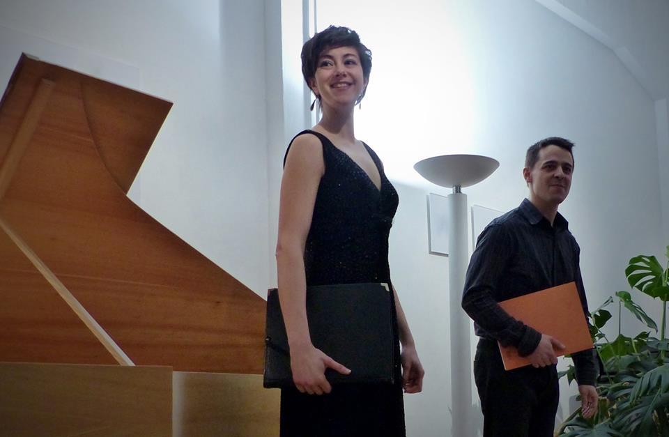 Concert de la mezzo-soprano Véroniqu