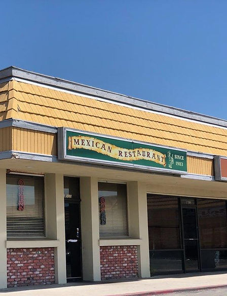 The Front of Betitos