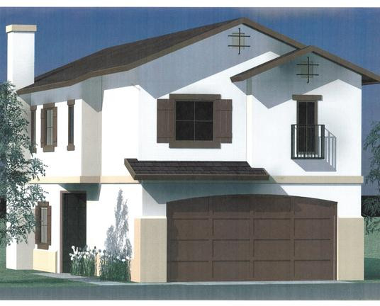 HOME 1 ELEVATIONS
