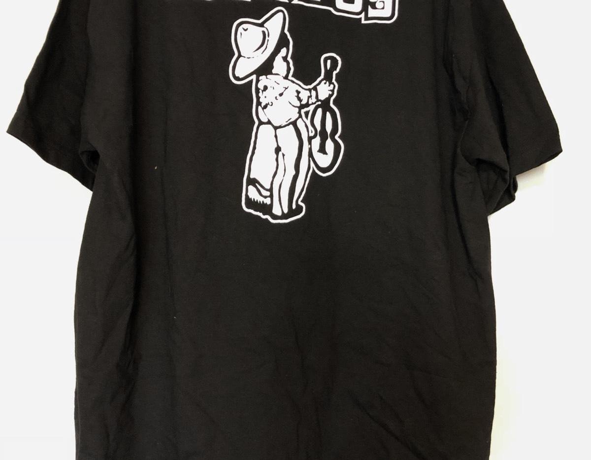 Betitos Shirt (Backside) (Black)