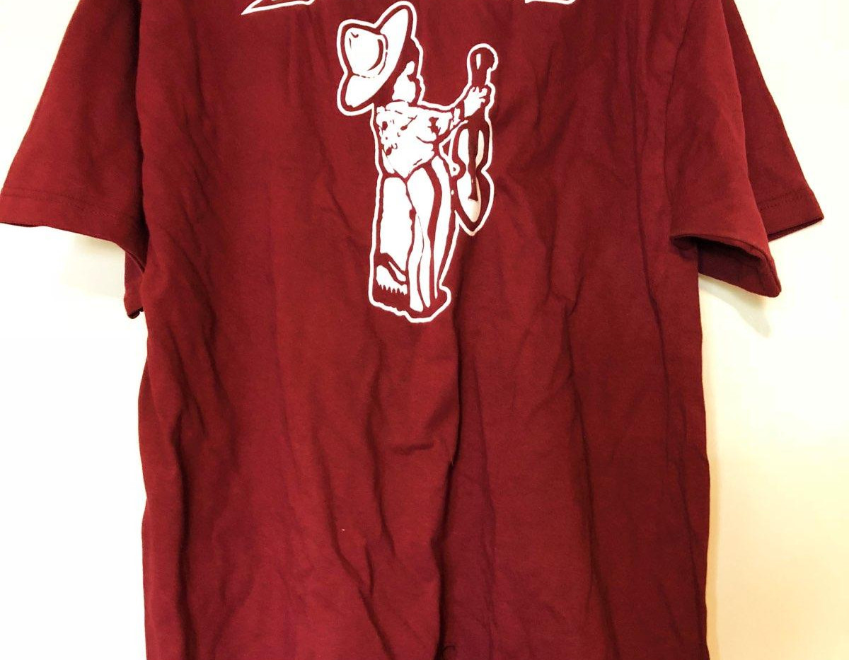 Betitos's Shirt (Backside)(Red)