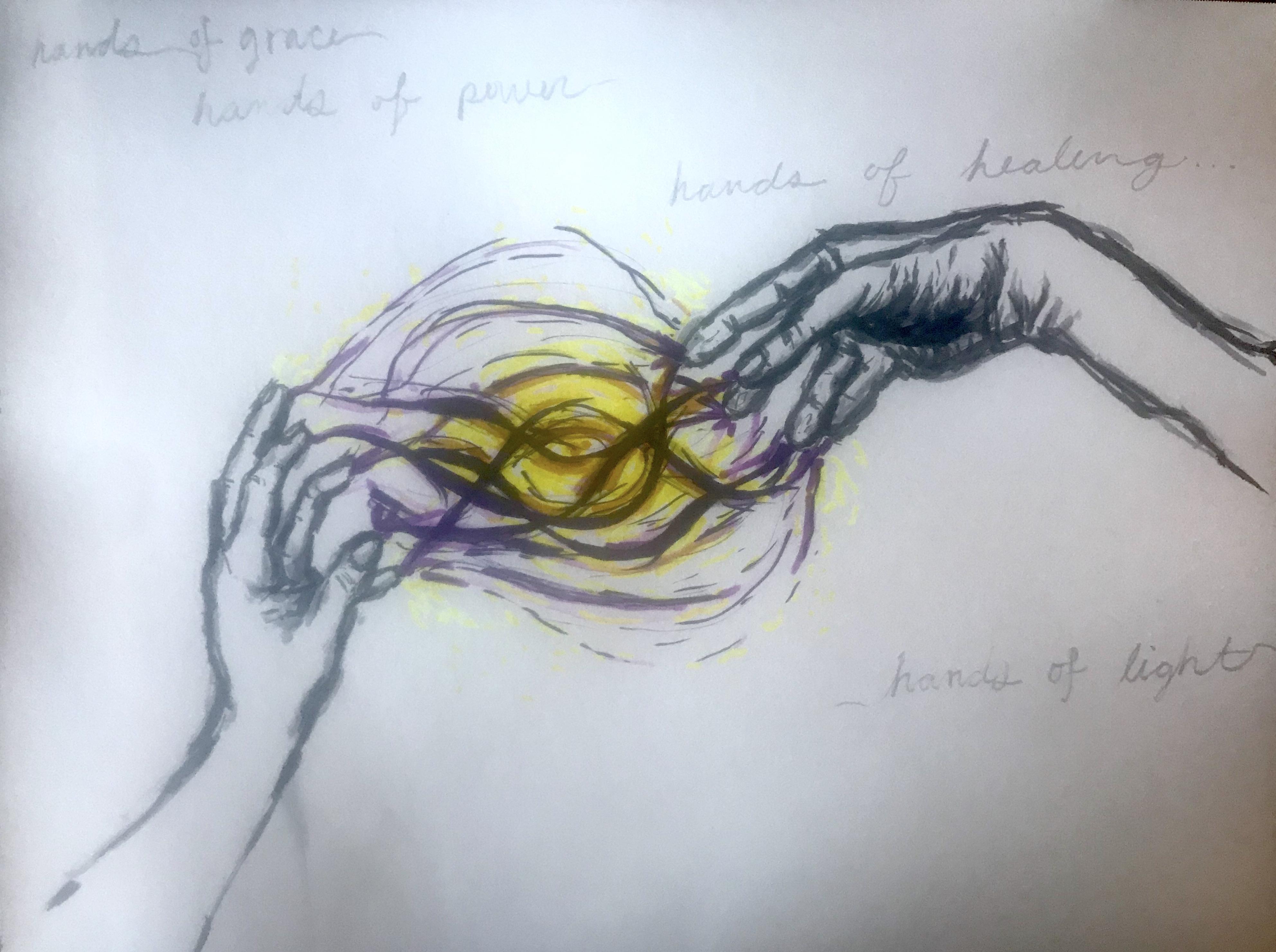 hands of