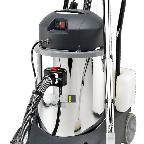 EC - APOLLO IF Lavamoquette Lavor -Iniezione/estrazione
