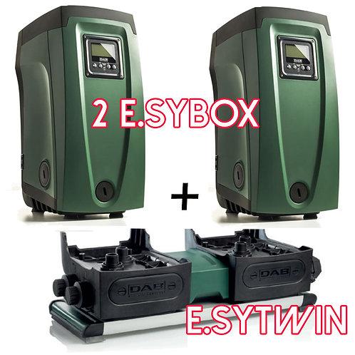 EC - DAB  - 2 E.SYBOX con E.SYTWIN
