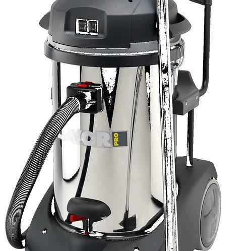 EC - TAURUS IR Aspirapolvere Aspiraliquidi Lavor -2 motori