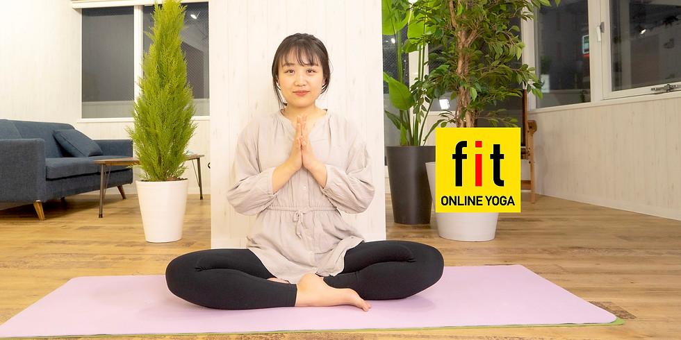 【参加無料】12月14日(月)17:30~ はじめての瞑想 (杉浦真里 先生)