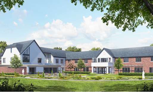 Planning permission secured for 70-bed care home in Vale of Glamorgan