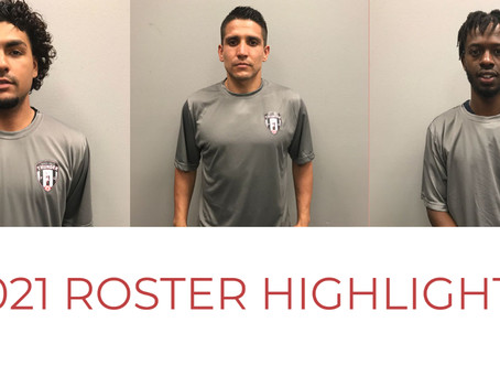2021 Roster Highlights: Returning Players Fill Important Roles